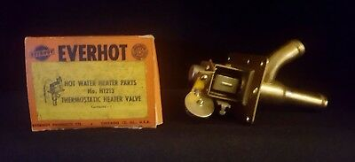 Everhot Heater Control Valve For 1957 Chevy Nos