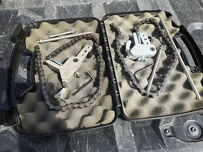 Coupling Indicator Chain Kit, 2 kits in one case/ 1 price