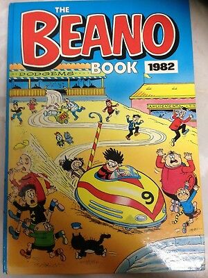 THE BEANO BOOK 1982 Annual. Good Condition **Free UK Postage**