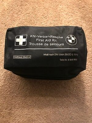 Bmw Universal First Aid Emergency Kit Pouch  6949966