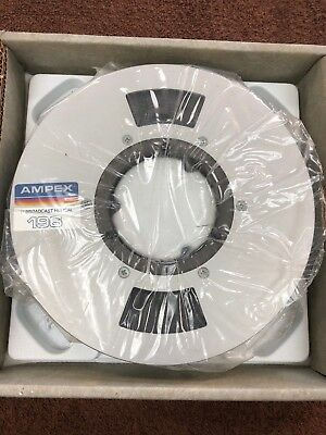 Ampex 196 1 inch video tape - NEW
