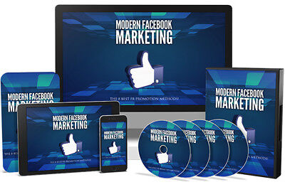 Modern Facebook Marketing Upgrade Package 2019 Money ebook-pdf book kindle FREE