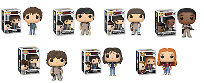 Funko Pop! Television: Stranger Things - Series 3 Individual Or 7 Pc Set Vinyl