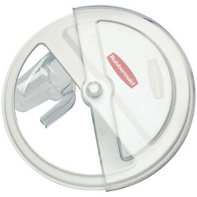 Rubbermaid Prosave Sliding Lid W 3 C Scoop: Fits 2620 Brute Container