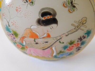 Antique CHINESE Hand painted Guyuexan SNUFF BOTTLE