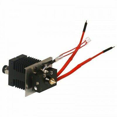 Geeetech 2 in 1 out Dual Extruder Mix Color Hotend for A10M A20M M201