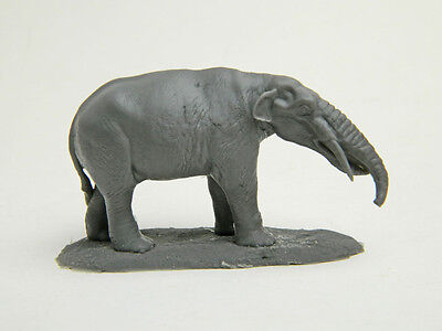 Gomphotherium Angustidens resin model 1/48 scale very detailed