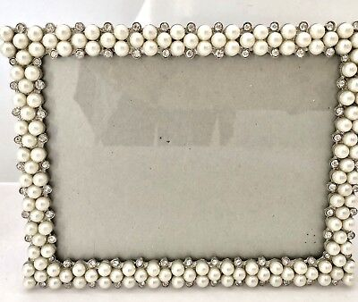 Concepts In Time Picture Frame Photo Gold Bronze Metallic Vintage