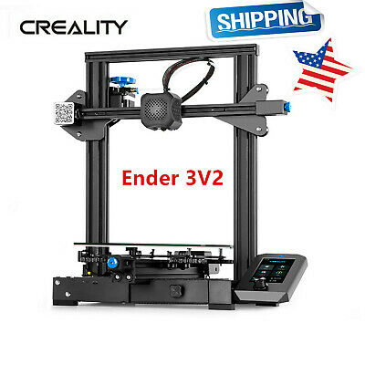 Upgraded Creality Ender 3 3D Printer 220X220X250mm DC 24V 15A 1.75mm PLA