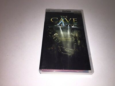 The Cave PSP UMD MOVIE VIDEO Horror Thriller Action