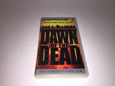 Dawn of the Dead (UMD, 2005) MOVIE VIDEO PSP PLAY STATION PORTABLE