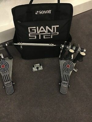 Sonor Giant Step GTEP3 Fußmaschine/Doppelfußmaschine Twin Effect