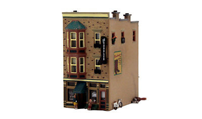 Woodland Scenics PF5210 N Scale J.W. Cobbler Building Kit