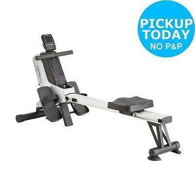 Roger Black Programmable Electromagnetic Resistance Rowing Machine.