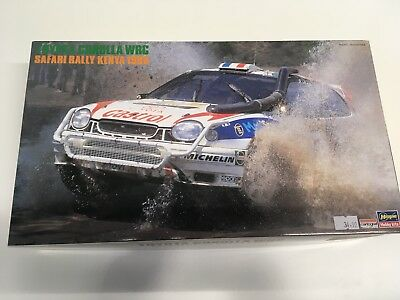 Toyota Corolla WRC Safari Rally