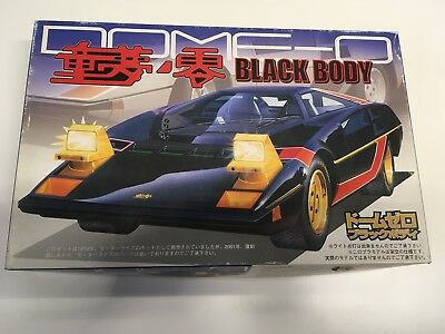 DOME-0 Black Body