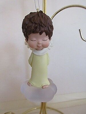 Hallmark Mary's Angels 2005 Forsythia 18Th In Series  Mint With Box