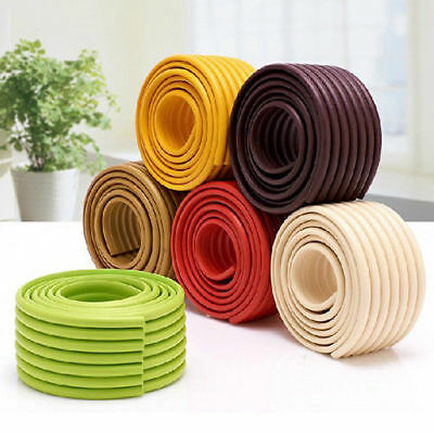 Hot Baby Proofing Edge Cushions Desk Corner Tape Toddler Protect Bumper Strip 2M