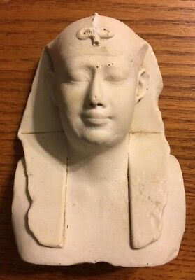 Ancient Egyptian University Museum Philadelphia Bust Of A King Replica Statue