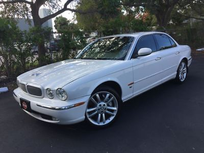 2004 Jaguar XJR Supercharged 2004 Jaguar XJR Supercharged Brembo Alpine Loaded Garage Kept Well Maintained