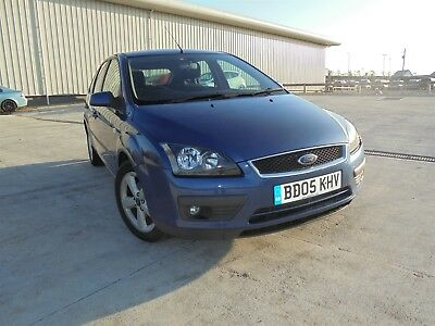 Ford Focus (Mk 2) 1.6 5-door hatchback Zetec Climate (Bodmin area of Cornwall)