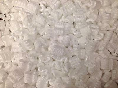 8 Cubic Cu Ft Feet Loose Fill Packing Peanuts 60 Gallons