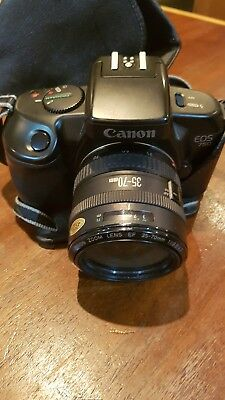 Canon EOS 750 35mm Camera Body With 35-70EF 1:3.5:4.5 lens Excellent Vintage
