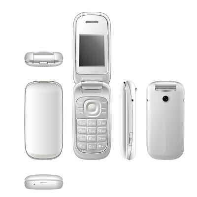 Big Button Unlocked Mobile Phone  Flip Hand Set Dual Sim For Seniors