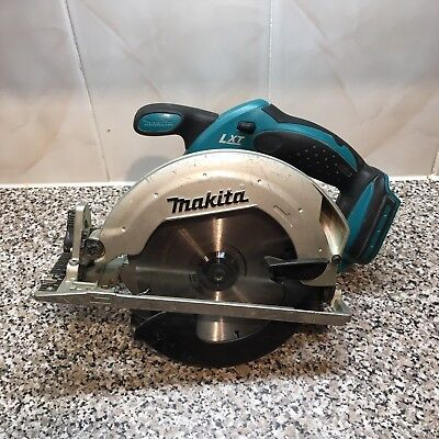 Makita DSS611 18v LXT Cordless Circular Saw EXCELLENT CONDITION, SERVICED