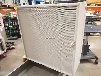 "Envirco 69406005 Filter Fan Enclosure 23.62""x23.62""x9"" 220V (missing pre-filter)"