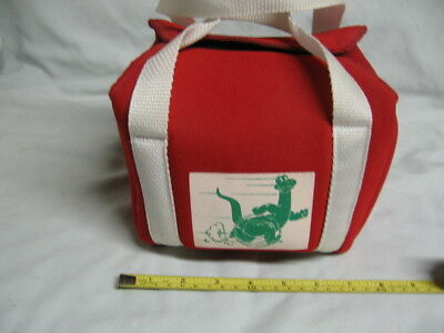 Sinclair Green Dinosaur Advertising Lunch Box