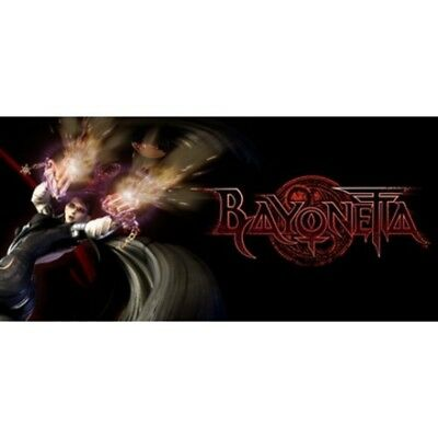 Bayonetta PC SINGLE PLAYER ONLY Global Region Free No DVD/CD