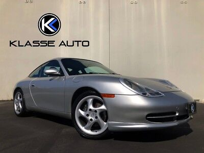 1999 Porsche 911 Carrera 1999 Porsche 911 Carrera Coupe Low Miles Ca Car Clean Carfax 18's Low Price Wow