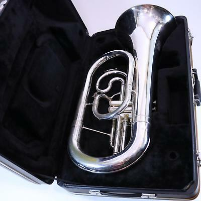 Jupiter Model 5070S Quantum Marching Euphonium SN N30181 GREAT PLAYER