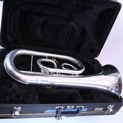Jupiter Model 5070S Quantum Marching Euphonium SN RC03941 GREAT PLAYER