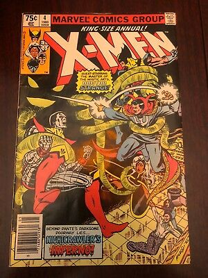 Uncanny X-men Annual 8 Book lot #4,5,5,6,7,8,8,8