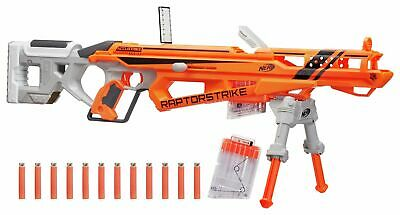 Nerf N-Strike Elite AccuStrike RaptorStrike 18 Darts 8+ Years