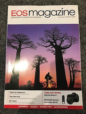 Canon EOS Photography Magazine Jan-Mar 2018