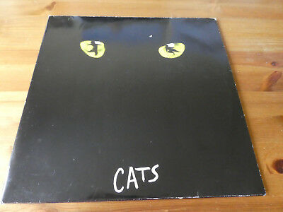 "Doppel-LP ""Cats"""