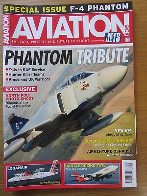 Aviation News inc Jets aircraft magazine October 2018 Excellent condition