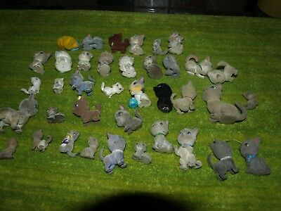 KITTY IN MY POCKET - BUNDLE ANIMALS childrens toy collectables