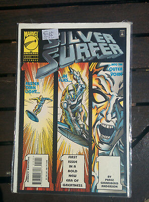 Silver Surfer #111 - Marvel Comics 1995