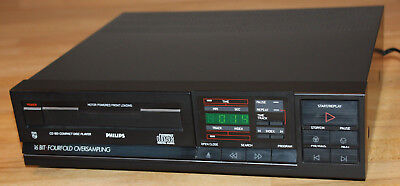 PHILIPS CD-160 Compact Disc-Player / Guter Zustand /