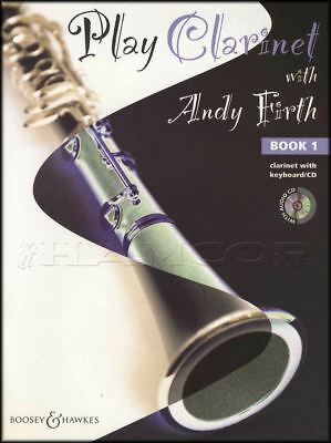Play Clarinet With Andy Firth 1 Sheet Music Book with CD