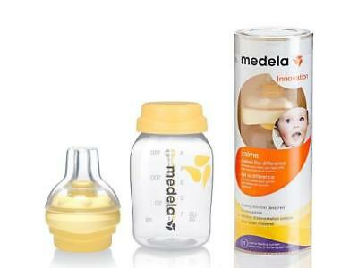 Calma Bottle 150ml by MEDELA INNOVATION breastfeeding solution new & sealed