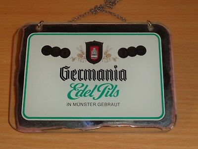 "Zapfhahnschild  """" Germania Edel Pils """""