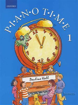 Piano Time 1 Learn How to Play Tutor Method Music Book