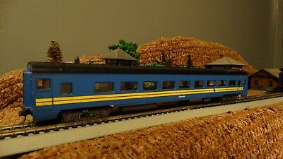 HO Scale  CN VIA RAIL  Entwhistle Dining Passenger Car  Lot E 10