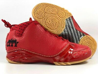df73bbfcb88 Nike Air Jordan XX3 23 Chicago University Red Gum Black 811645-650 Men s 10