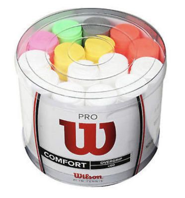 Wilson Pro Overgrip 60 Mixed Colours